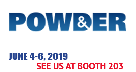 Toronto Powder and Bulk Solids 2019 - Booth 203